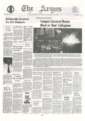Argus Vol.XXII No.174(Oct. 01. 1976)