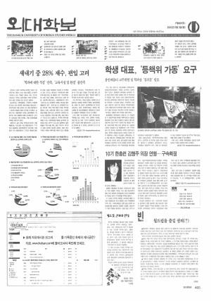 외대학보 제809호