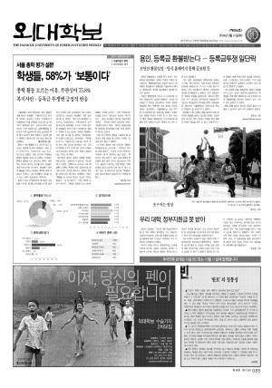 외대학보 제856호