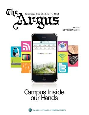 Argus No.434 (Nov. 05. 2010)