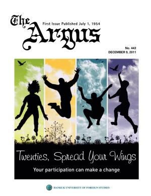 Argus No.443 (Dec. 09. 2011)