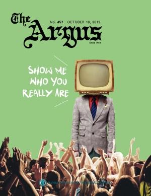 Argus No.457 (Oct. 18. 2013)