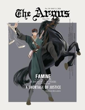 The Argus 510호 발행